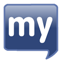 myChatDroid for Facebook Chat icon