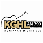 790 KGHL Now icon