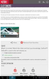 DuPont EMEA News - screenshot thumbnail