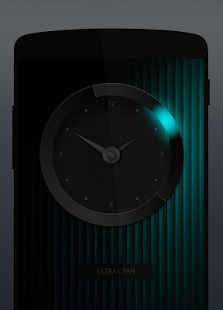 Sense Analog Clock Widget - Android Apps on Google Play