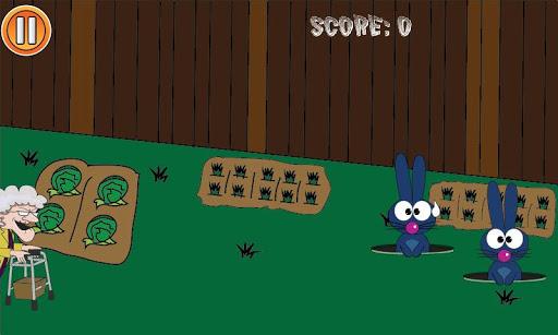 【免費街機App】Wacky Bunnies-APP點子