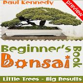 Beginner's Bonsai Book Preview