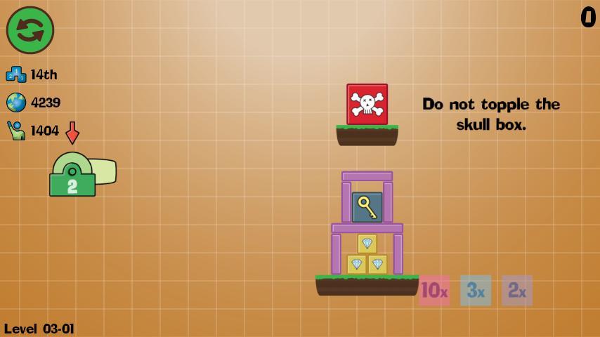 Box Topple - Knockdown! screenshot #7