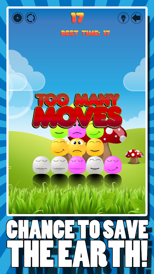 Move The Muzzy!- screenshot