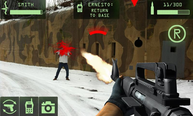 Urban Troops - screenshot