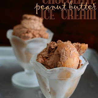 Chocolate Peanut Butter Ice Cream – Recipe Remake