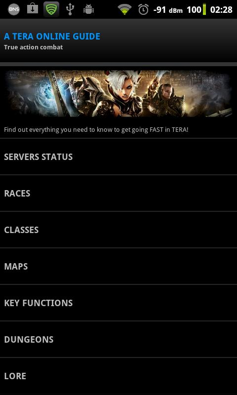 Tera Online Guide - screenshot