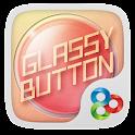GlassyButton GO Launcher Theme icon