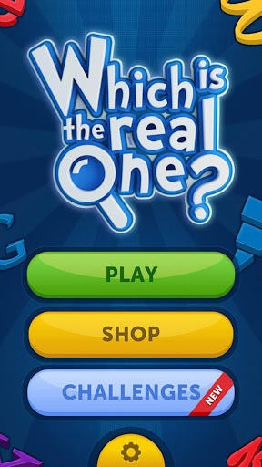 Which is the real one? - The impossible Logo Quiz Screenshot
