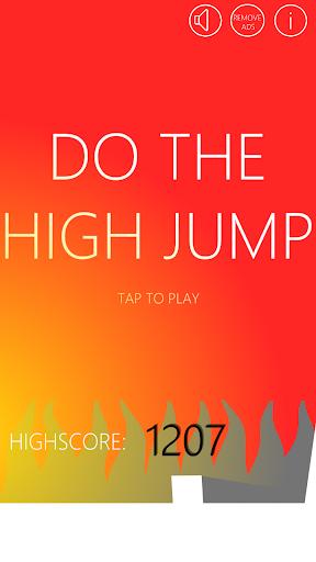 Do The High Jump