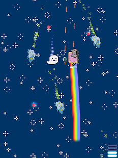 Sphero Nyan Cat Space Party - screenshot thumbnail