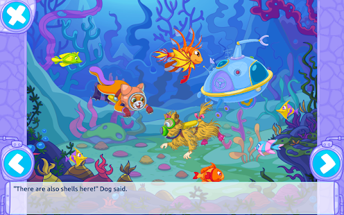 Cat & Dog Adventure - Free for Parents and Kids- screenshot thumbnail