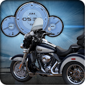 Harley Trike Tri Glide HD LWP icon