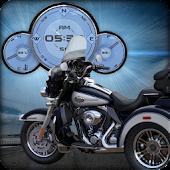 Harley Trike Tri Glide HD LWP
