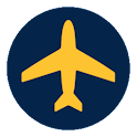 Airports in Norway logo