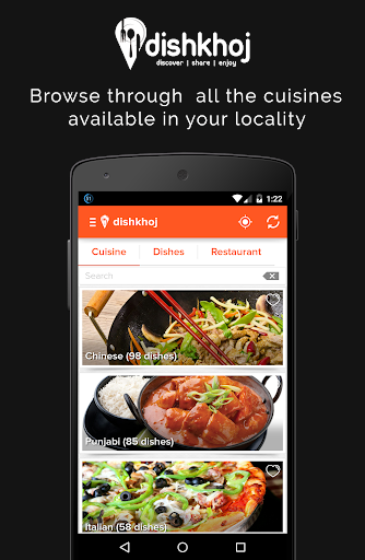 DishKhoj - Discover Food