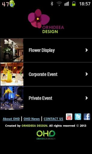 Orhideea Design Event Planning