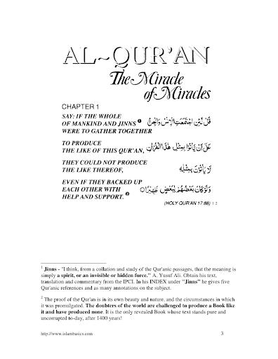 Miracles Of Kuran 4 non muslim