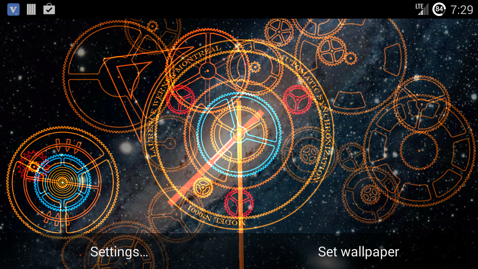 Hypno Clock Live Wallpaper – Android Apps on Google Play