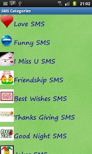 Ultimate SMS Collection- screenshot thumbnail