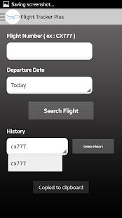 Flight Tracker Plus Mod
