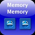 Memory Memory Match Game FREE logo