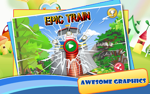 Epic Train:A Track Puzzle Game