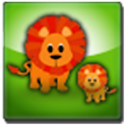 Animals and Babies for Kids icon