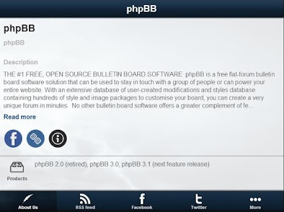 phpBB Resources screenshot 0