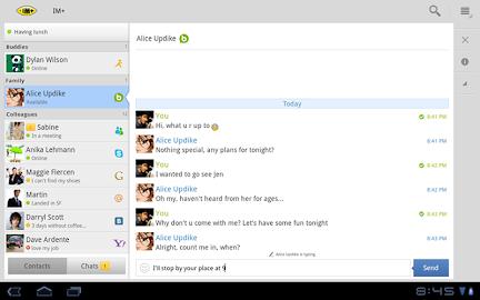 IM+ Screenshot 9