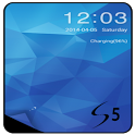 Galaxy S5 flip go locker theme icon