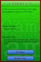 Screenshot of Virtual SAT Tutor - Writing