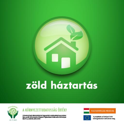 Zöld Háztartás LOGO-APP點子