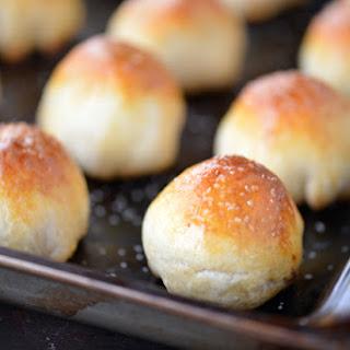 Meatball Pretzel Bites