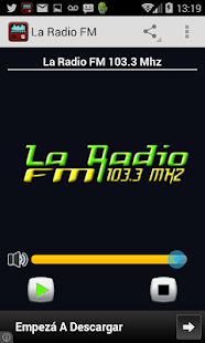 La Radio FM Chilecito- screenshot thumbnail