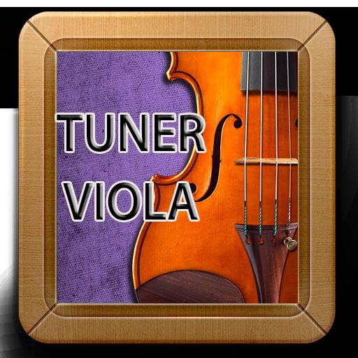 ヴィオラチューナー 音樂 App LOGO-硬是要APP