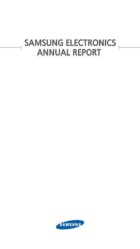 Samsung Annual Report