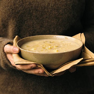 Potato Leek Soup.