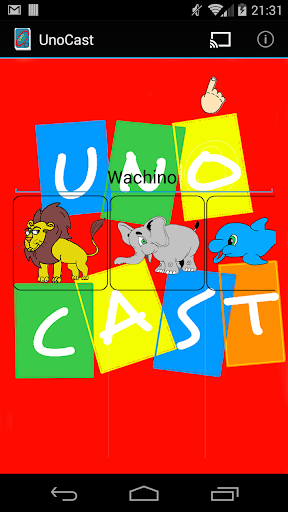 UnoCast for Chromecast