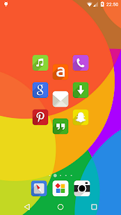 Easy Elipse - icon pack- screenshot thumbnail
