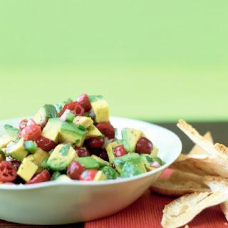 Cranberry-Avocado Salsa