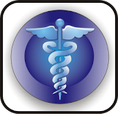 Medical Symbol doo-dad blue