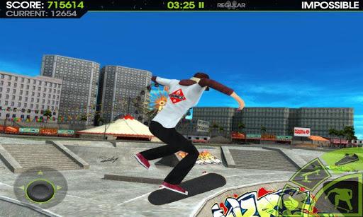 Skateboard Challenges