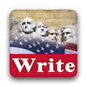 Citizenship Writing Practice icon