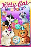Screenshot of Kitty Cat Birthday Surprise