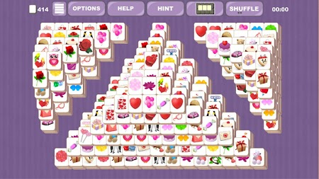 Valentine's Mahjong Tiles APK screenshot thumbnail 22