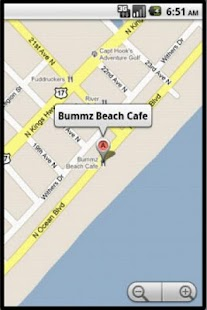 Bummz Beach Cafe- screenshot thumbnail
