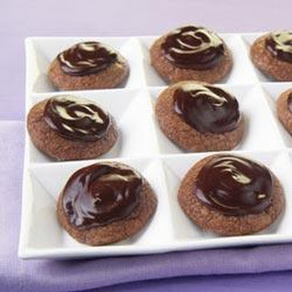 Soft and Chewy Chocolate Drops