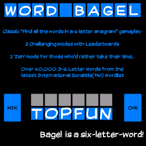 Word Bagel for PC and MAC