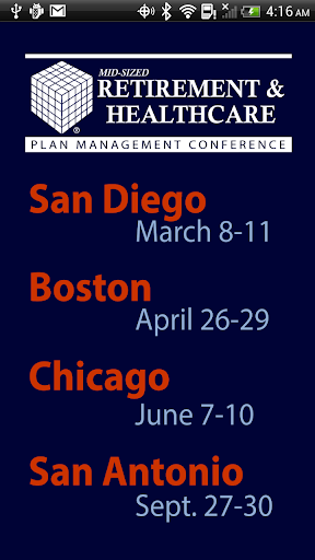 Univ. Conference Services 2015